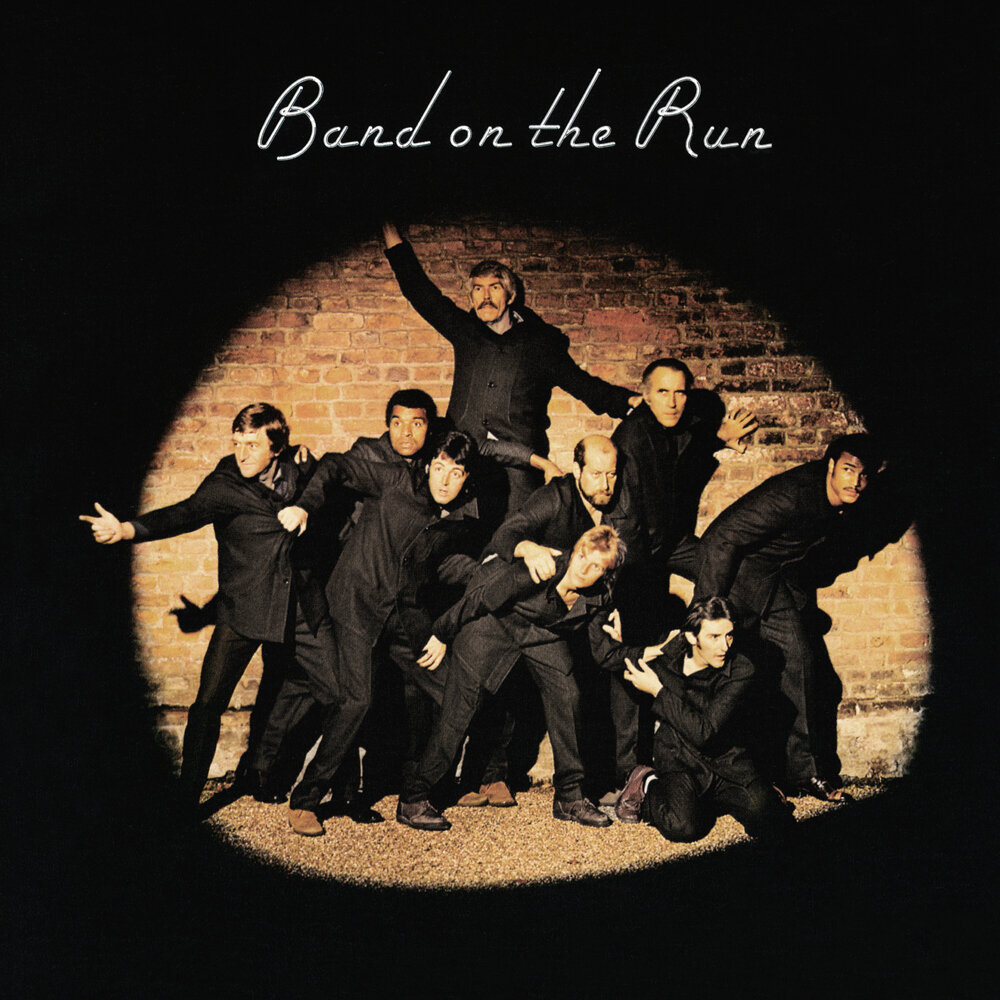 Band on the Run's album art