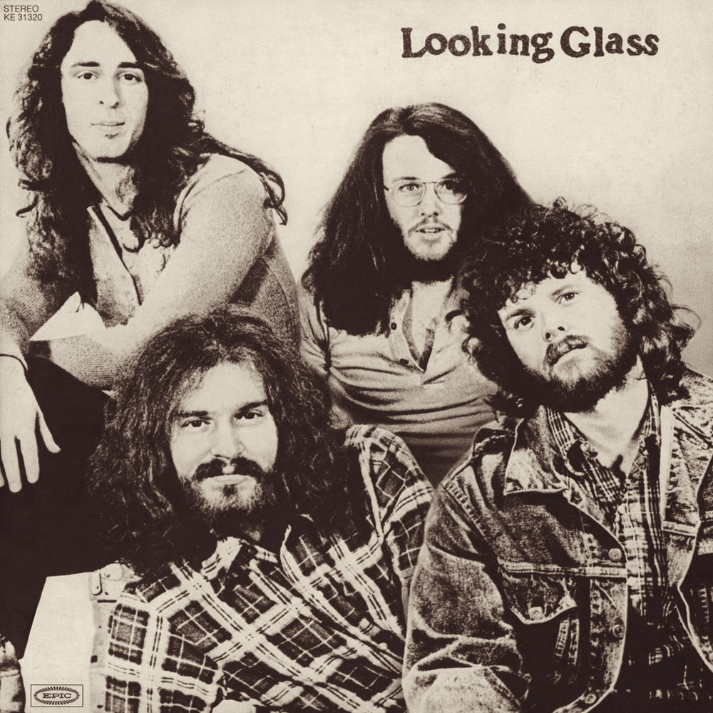 The Looking Glass's self-titled album art