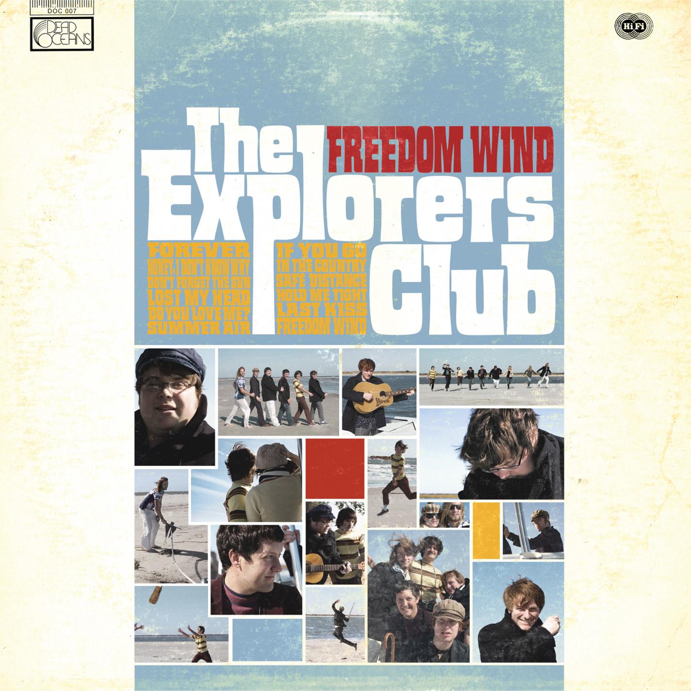 *Freedom Wind*'s album art