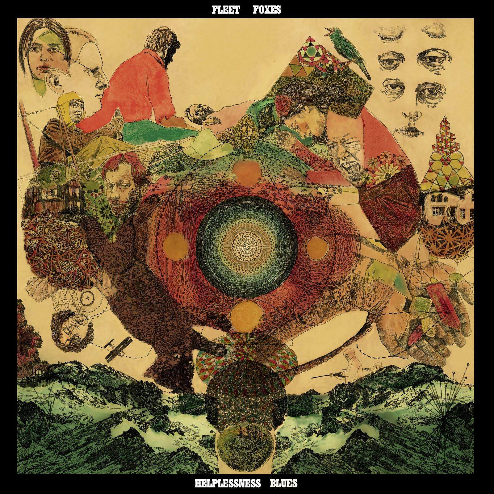 Helplessness Blues's album art