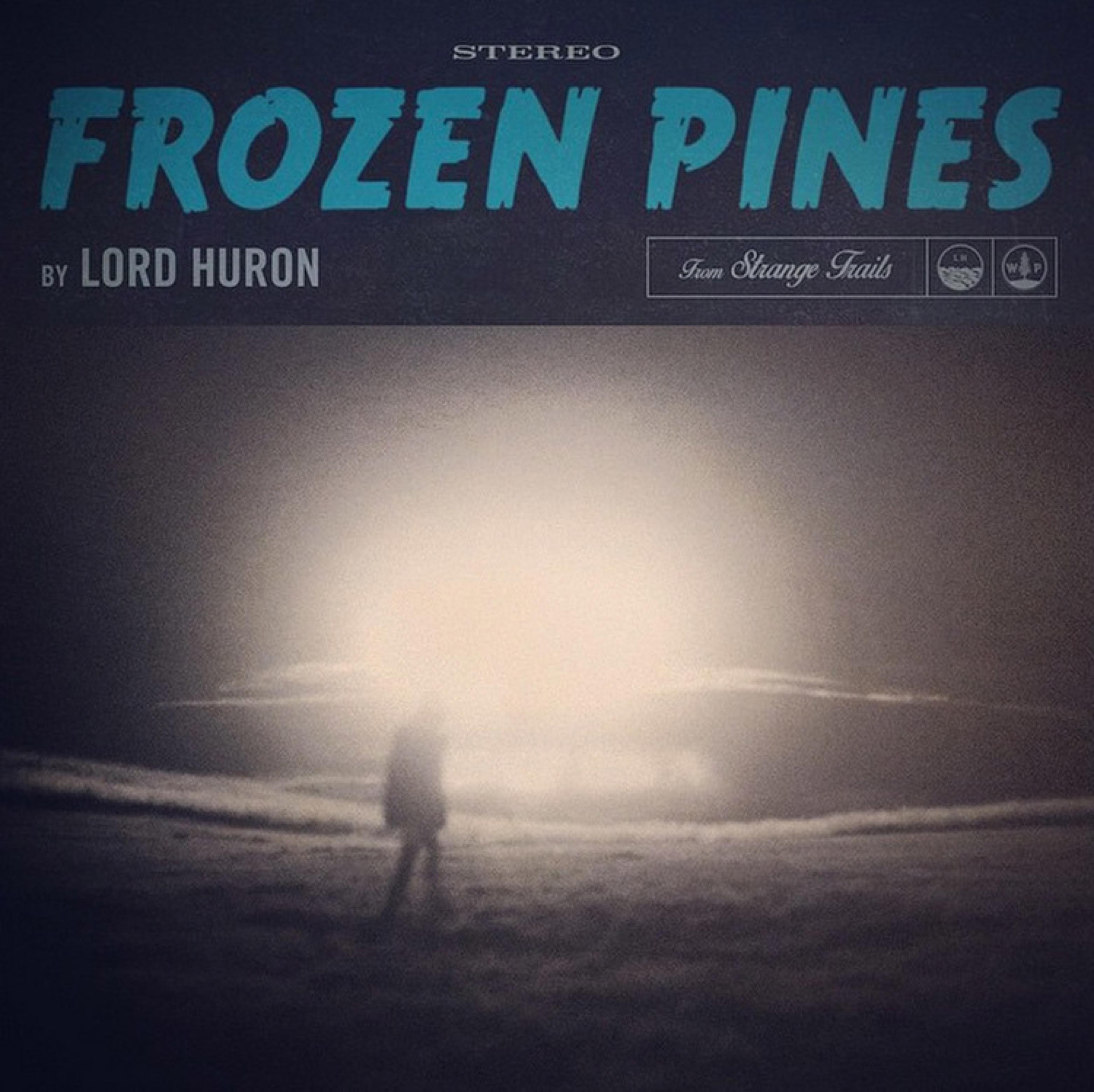 """""""Frozen Pines"""" cover art"""