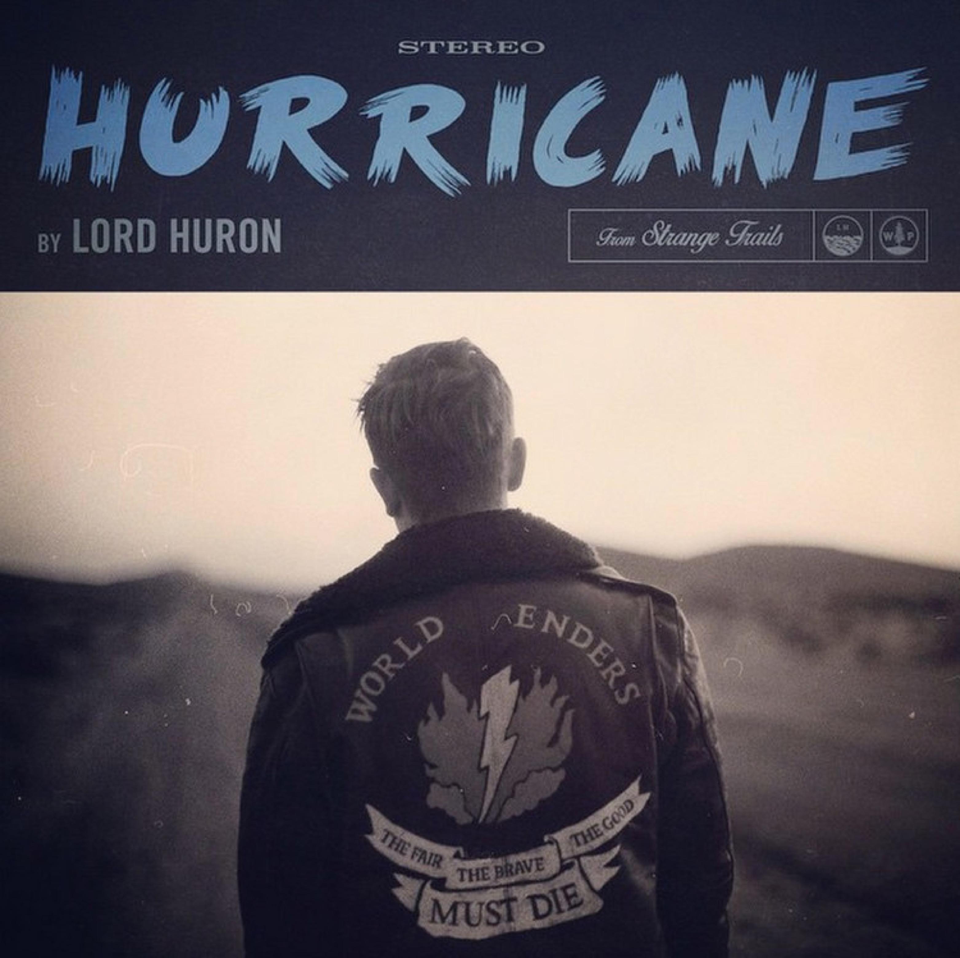 """""""Hurricane (Johnnie's Theme)"""" cover art"""