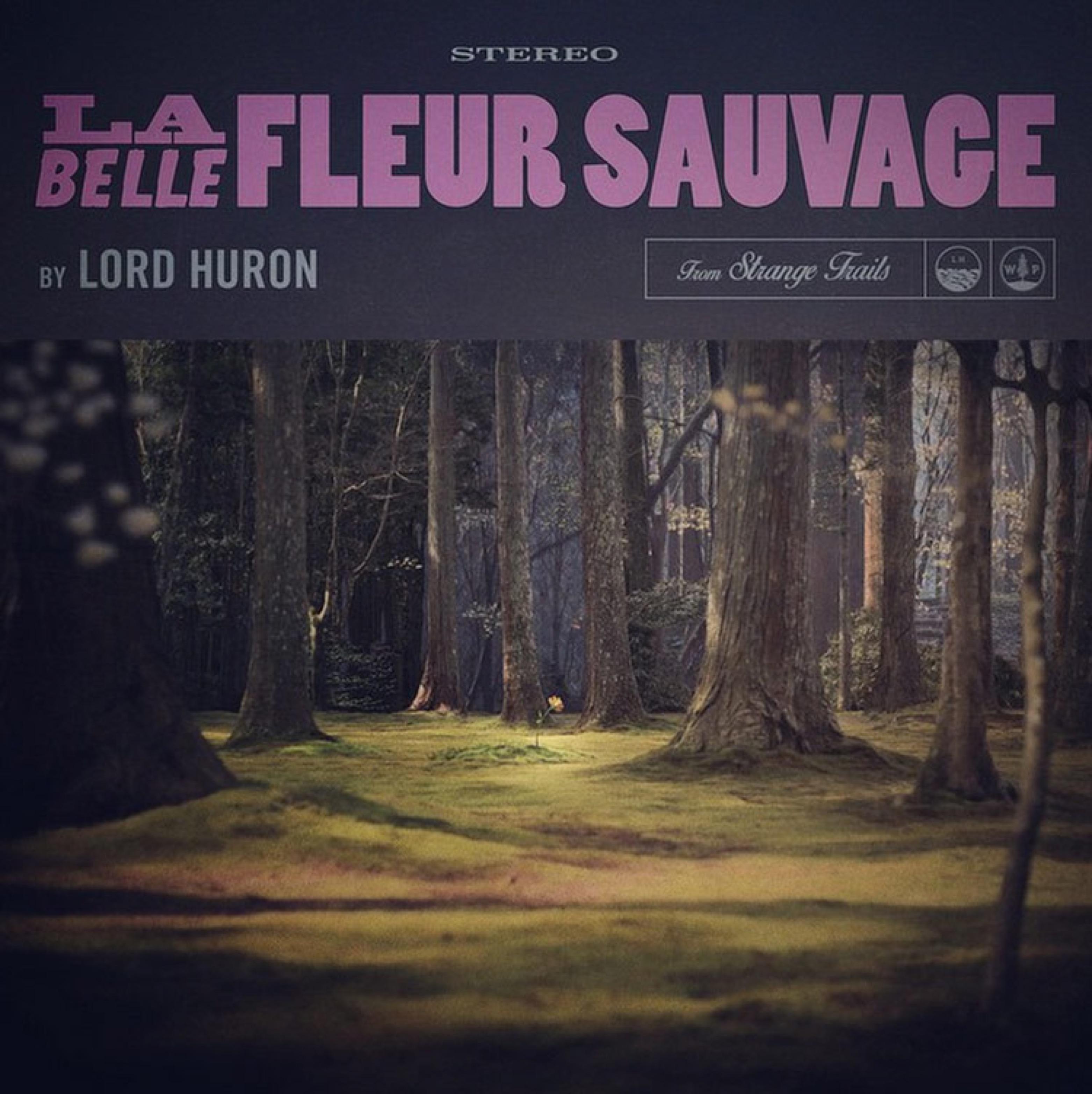 """""""La Belle Fleur Sauvage"""" cover art"""