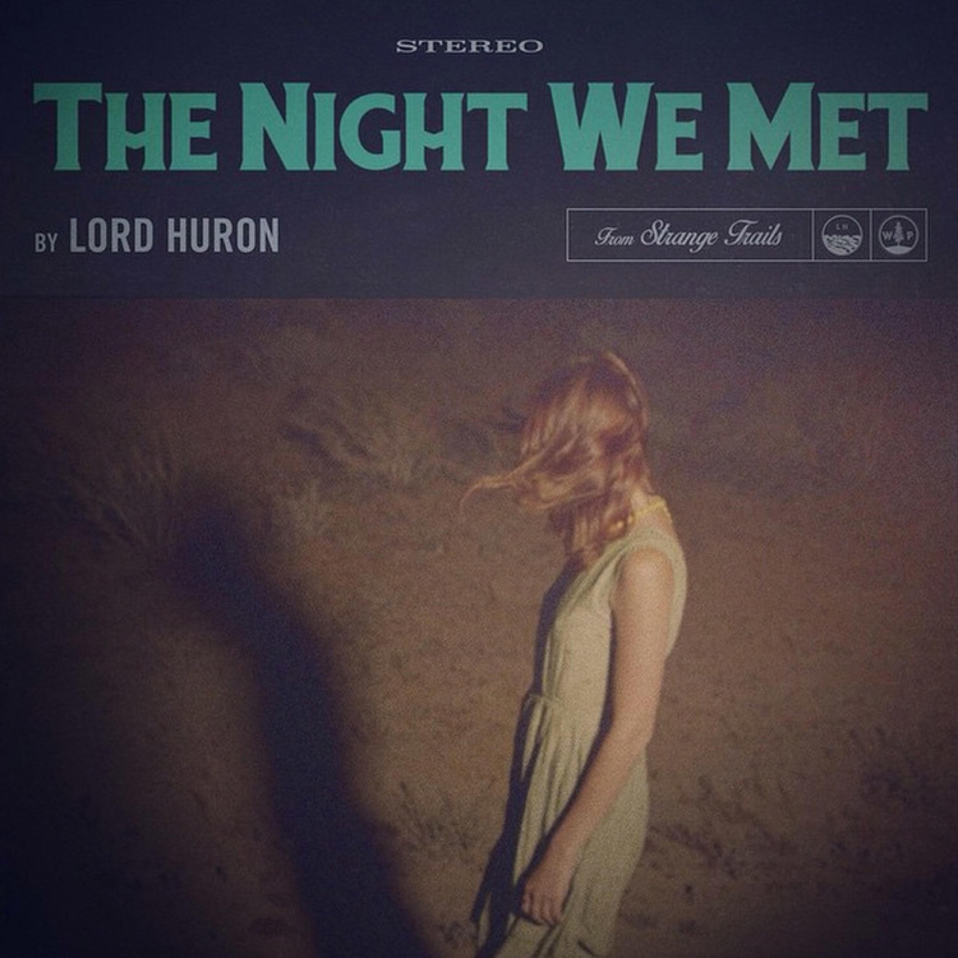 """""""The Night We Met"""" cover art"""