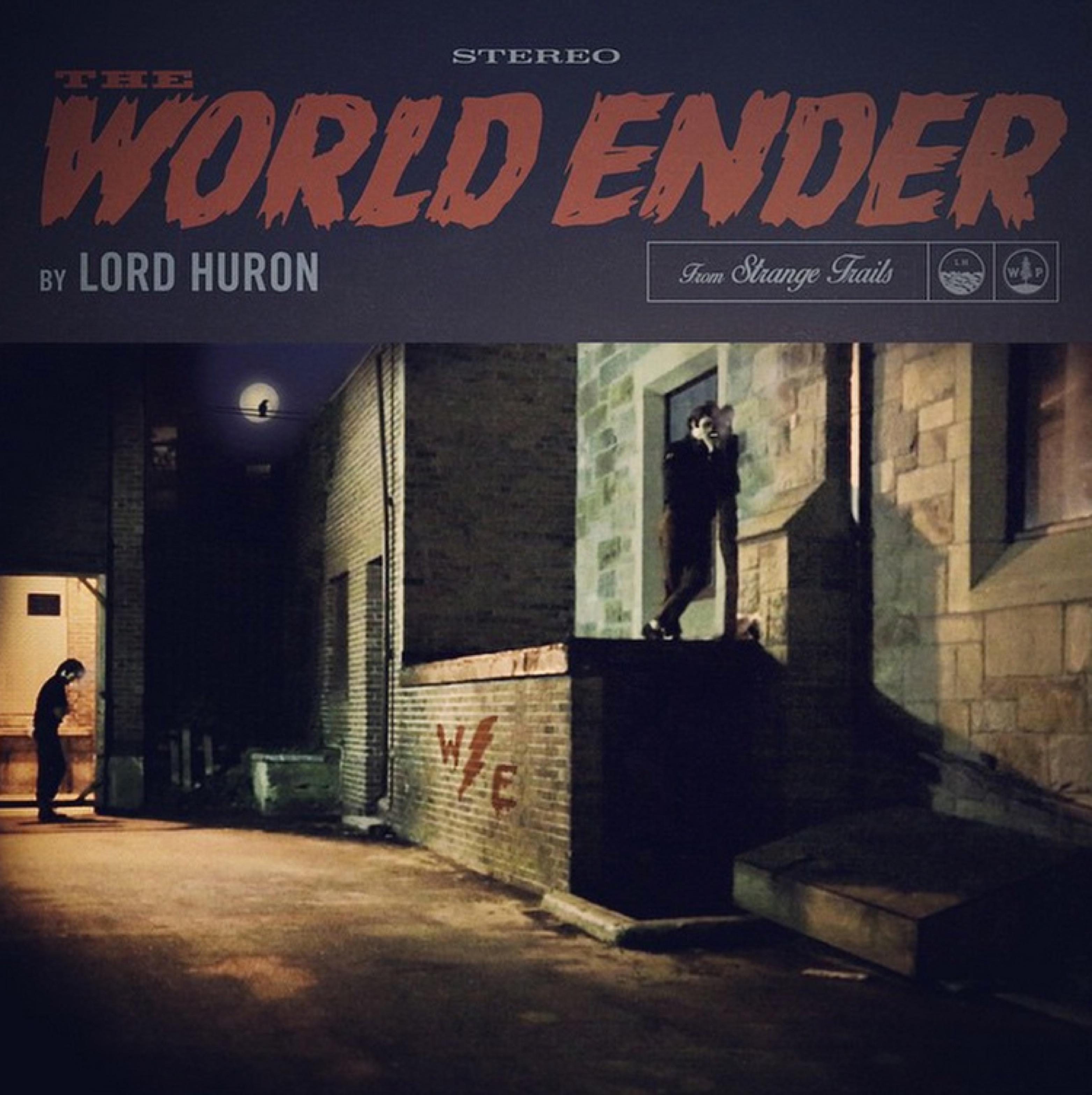 """""""The World Ender"""" cover art"""