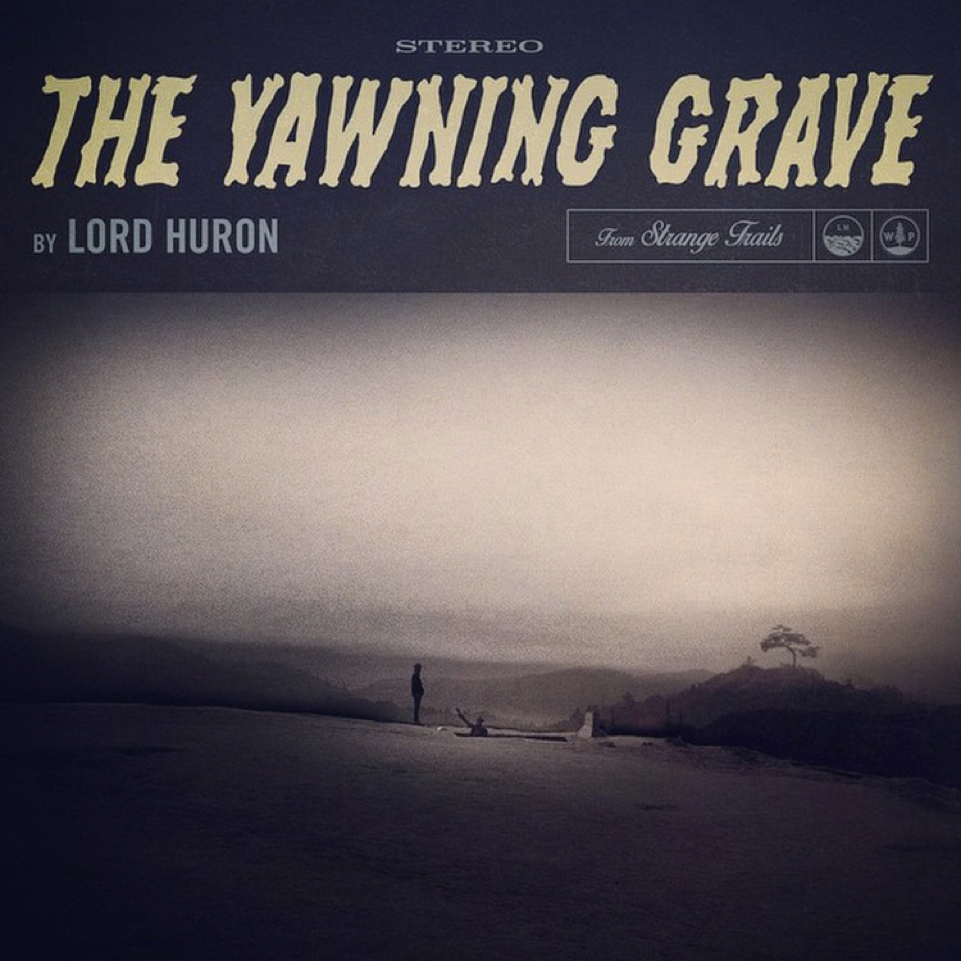 """The Yawning Grave"" cover art"